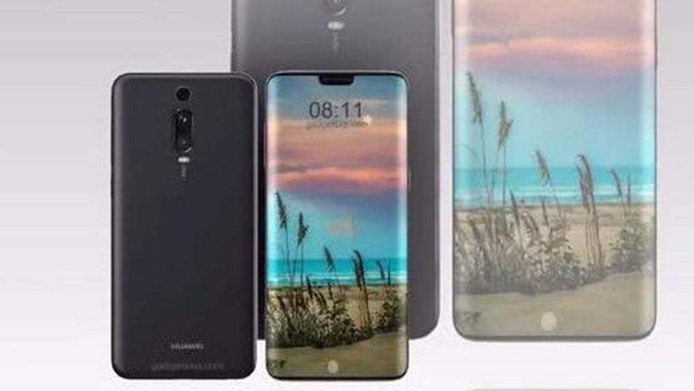 В Сети появились изображения нового смартфона Huawei P30 Pro