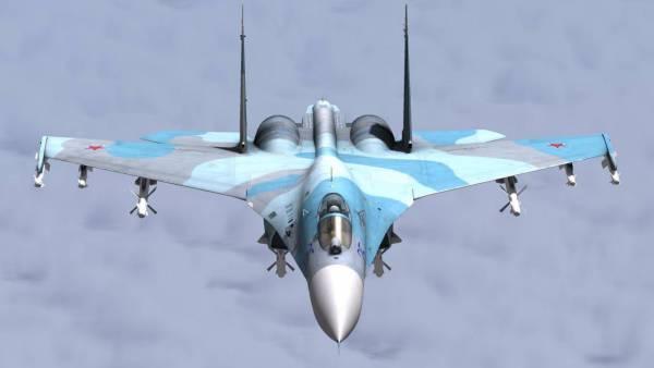 Американские летчики наложили в штаны и жалуются: квалификация российских пилотов-асов потрясла до глубины души