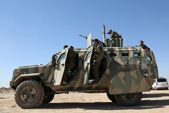 Пентагон назвал условие, при котором не станет бомбить сирийскую армию