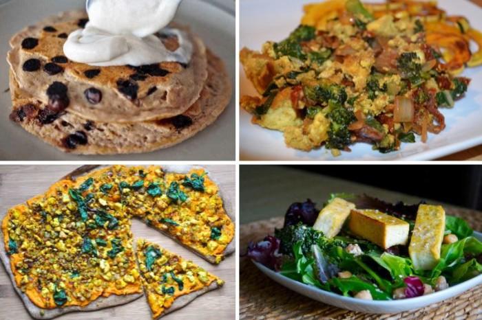 ТОП-10 вегетарианских источников белка