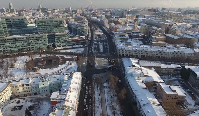 """""""Людей рвали на части"""": в давке в центре Москвы погибли 800 человек"""