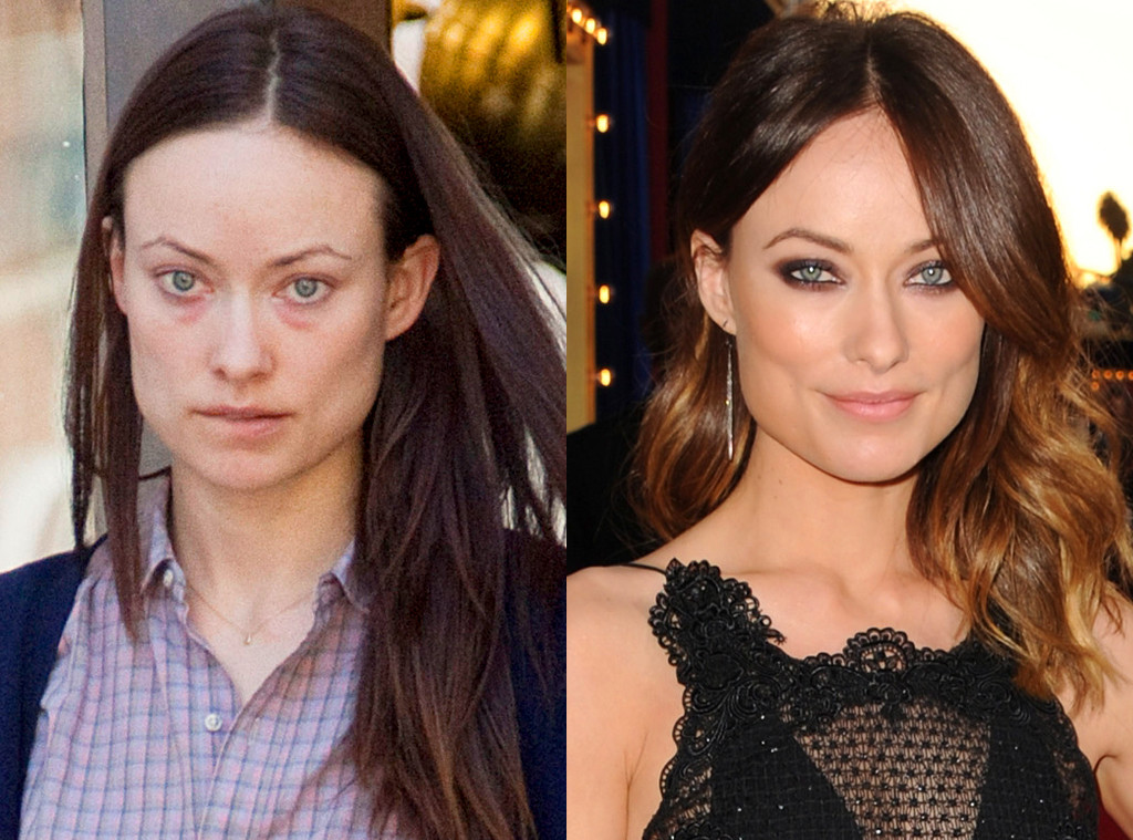 Stars Without Makeup.Continued