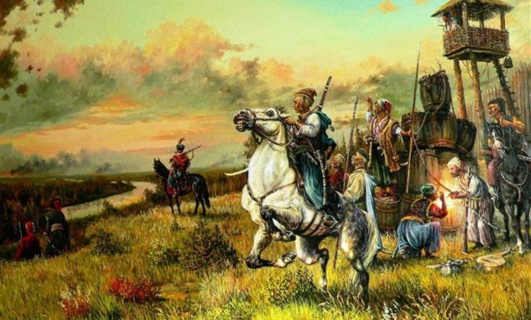 Как менялась казачья походная амуниция
