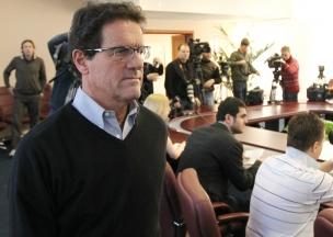 СМИ: Капелло может подать в отставку с поста тренера сборной
