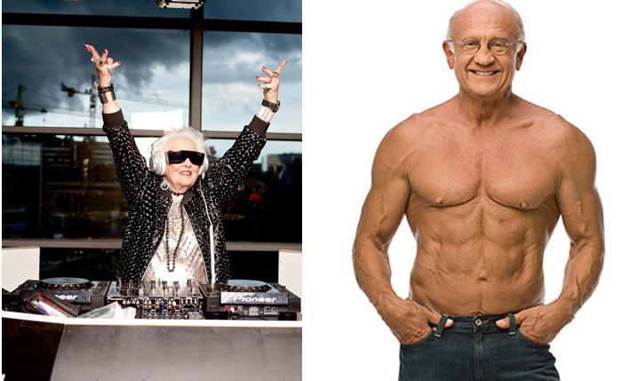Разрушая возрастные стереотипы: 20 пожилых людей, ведущих активный образ жизни