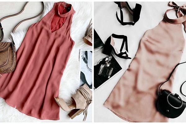 Как выбрать туфли под платье по цвету: 4 главных правила