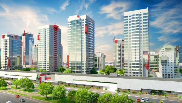 Цены на жилую недвижимость п…