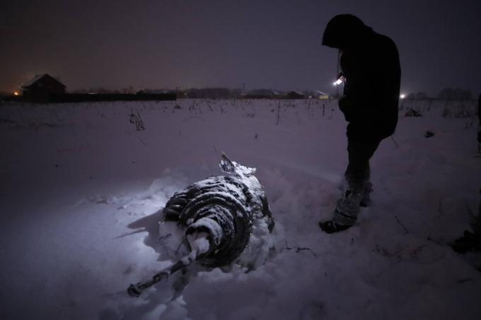 На борту разбившегося Ан-148 было трое детей
