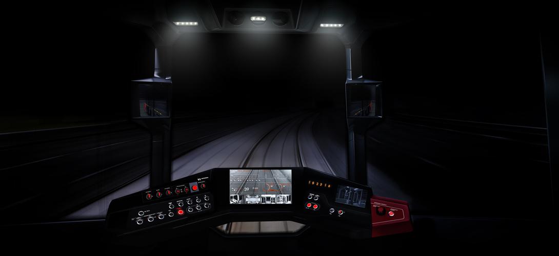 Москвичи смогут увидеть ультрасовременный черный трамвай R1 29 октября посетив ВДНХ