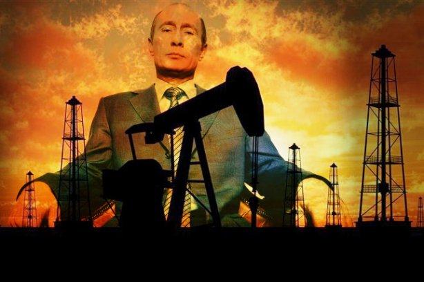«Король нефти» Путин и русский мировой порядок