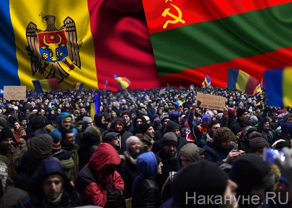 Протесты в Румынии - с прицелом на Молдавию и Приднестровье?