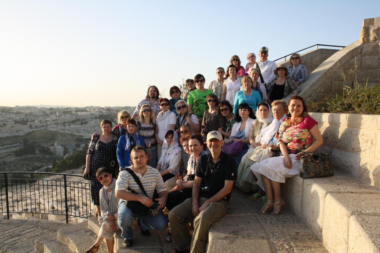 Валери Элит в Израиле. Проек…