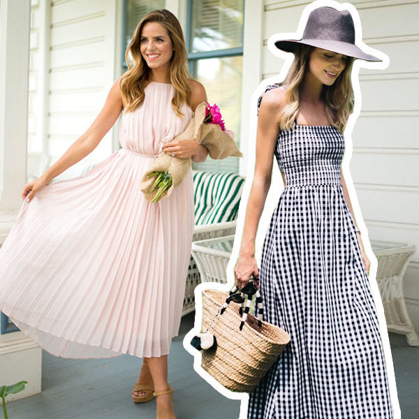 Стильные образы недели: 6 самых романтичных платьев этого лета