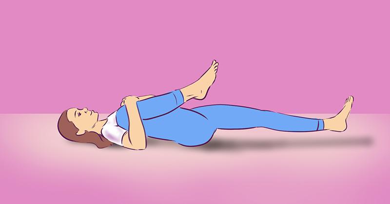 утренние упражнения в постели