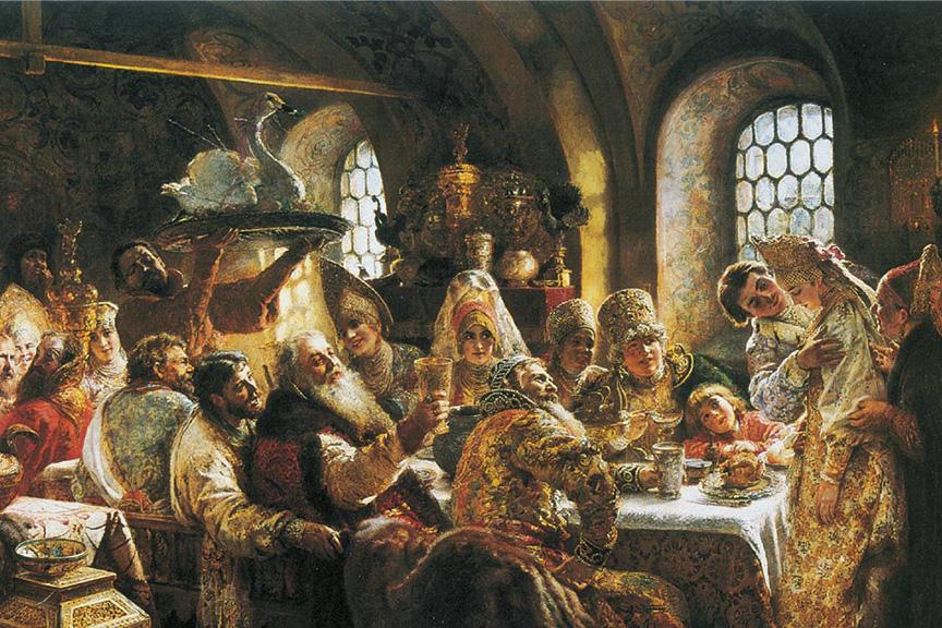 Питейная история Москвы