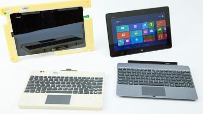 Microsoft представила характеристики планшетов на Windows 8