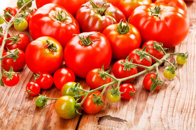 Еда против морщин, солнца и других напастей