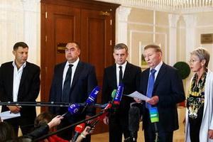 Перемирие может обернуться переворотом в Киеве 23/09/2014    http://vitrenko.org/article/21805