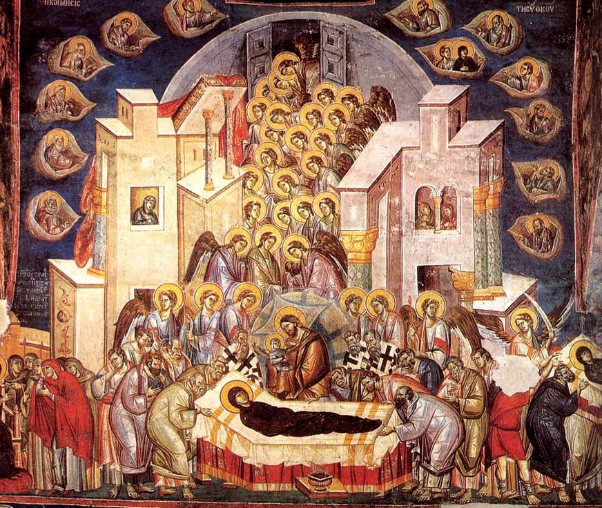 Что нельзя делать на праздник Успения Пресвятой Богородицы