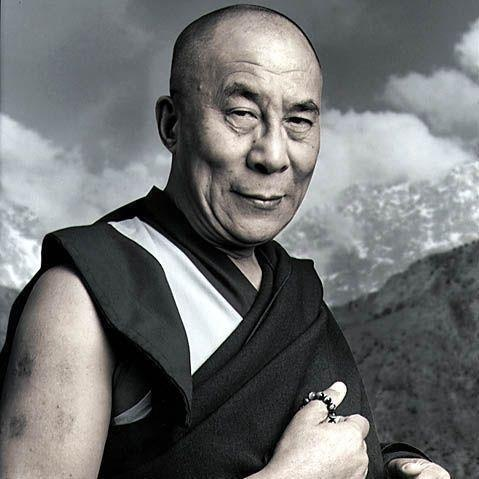 Что  изумило Далай-Ламу?