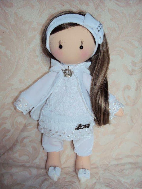 Как сделать куколку своими руками