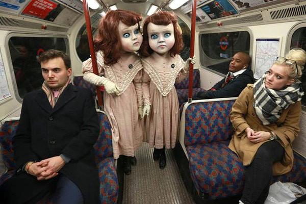 Чудики из метро, которые нас радуют)