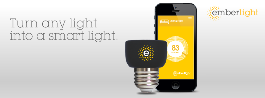 """Emberlight Turns Any Dimmable Bulb Into A """"Smart"""" Light You Control With Your Phone"""