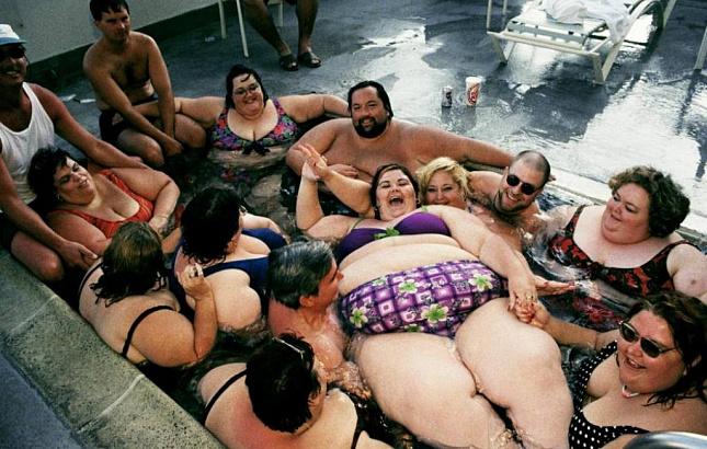 Россияне стремительно толстеют. Москвичи - в лидерах
