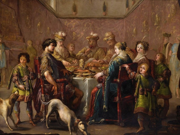 Художник Claude Vignon (1593 – 1670). Мастер эпохи барокко
