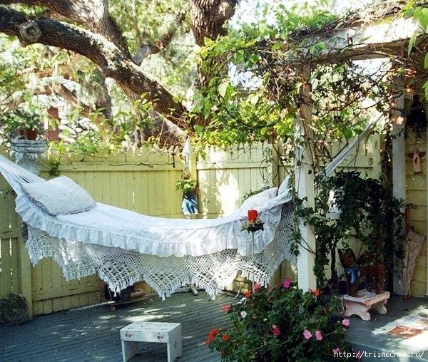 Уголок для отдыха в саду своими руками фото 64