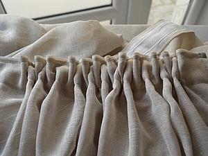 Оптимизация процесса пошива штор. Подробный мастер-класс | Ярмарка Мастеров - ручная работа, handmade