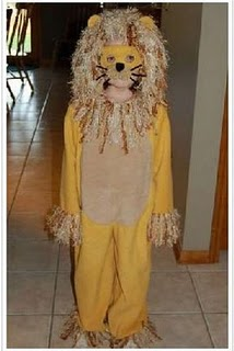Костюм для льва взрослого своими руками