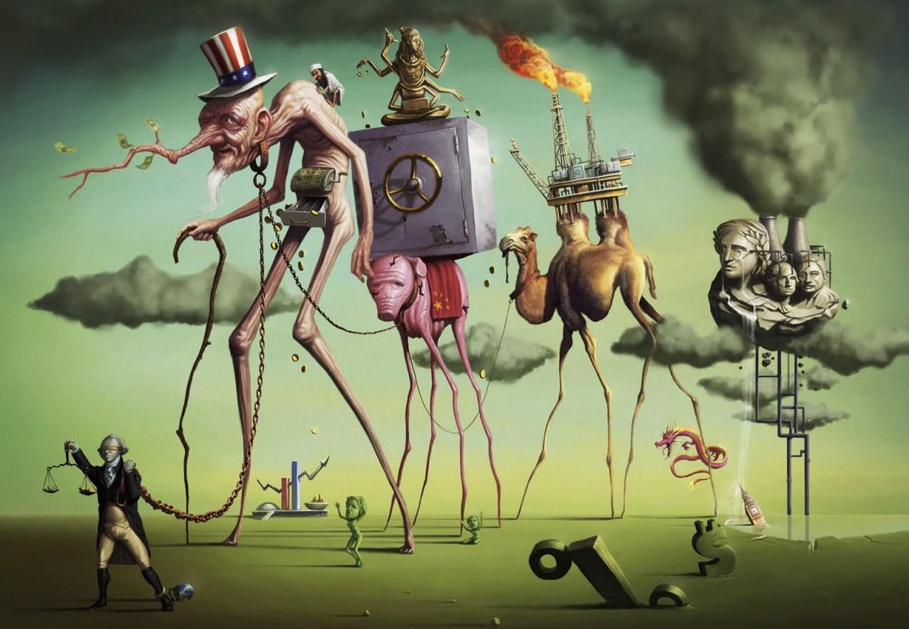 Смерть неолиберализма – шанс для рождения новой системы.