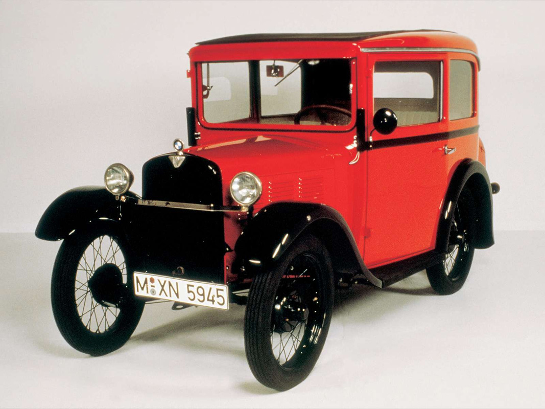 BMW 315 PS DA 2 (1929)