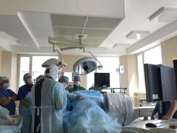 Севастопольские хирурги осво…