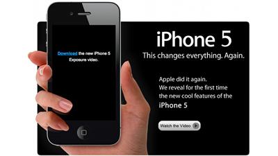 Опрос зафиксировал беспрецедентный спрос на iPhone 5