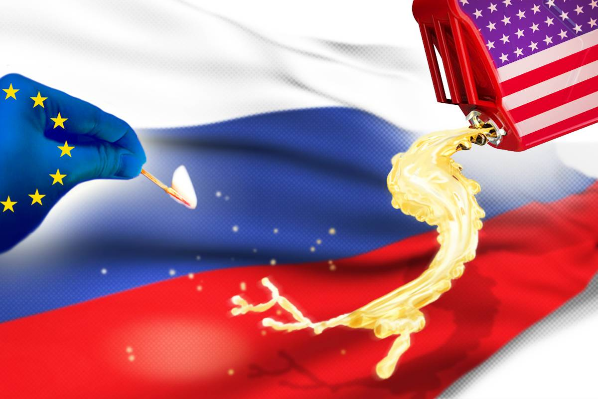 Названа главная причина противостояния РФ и Запада