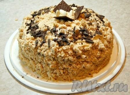Вкусные бисквитные торты рецепты с фото