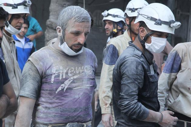 Скандальное разоблачение: как Запад дискредитирует Россию в Сирии