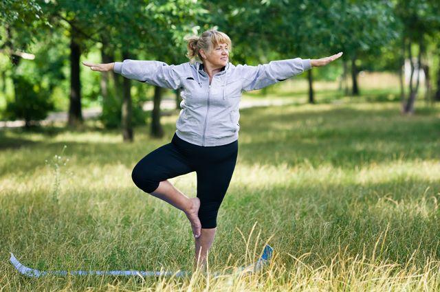 Как умение долго стоять на одной ноге может продлить жизнь