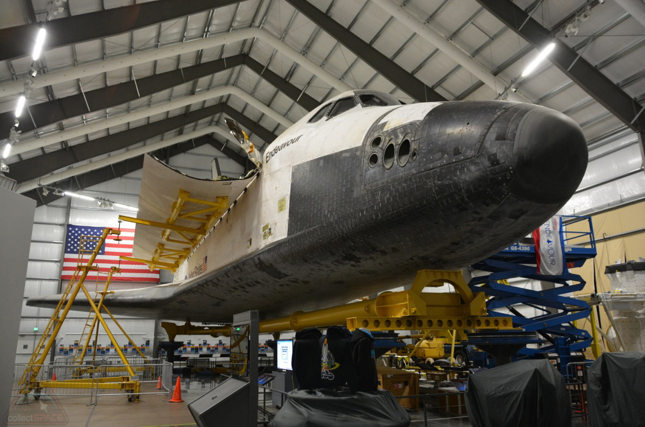 «Go for Payload»: новости из Калифорнийского музея науки и промышленности
