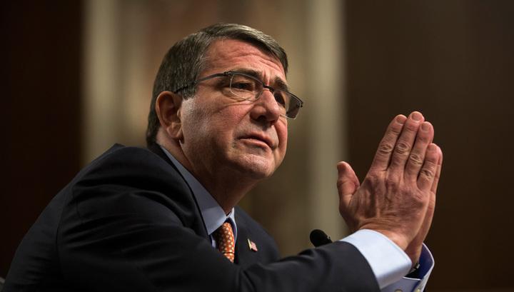 Глава Пентагона считает, что Москва не желает бороться с ИГ в Сирии