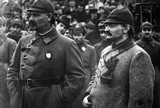 Тайные покровители двух революций и гражданской войны в России