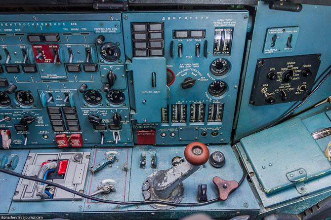 АН-74 снаружи и внутри