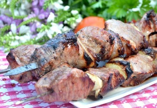 Рецепт армянского маринада шашлыка