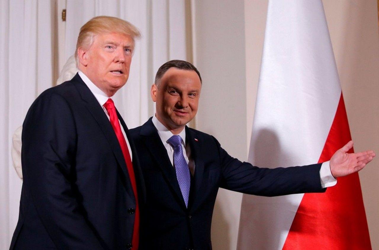 Вместо базы «Форт Трамп» Польша получит «форт-склад»