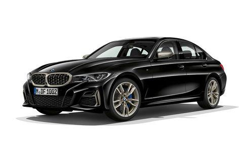 BMW рассекретила самый мощный вариант 3-й серии нового поколения