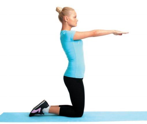 Упражнения для ног и ягодиц: комплекс упражнений для четырехглавой мышцы бедра