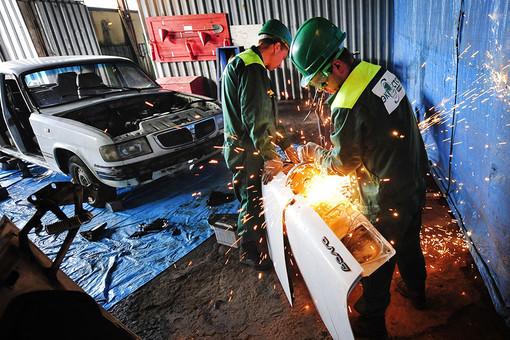 Автопром готов к утилизации. 1 сентября стартует новая госпрограмма утилизации старых автомобилей