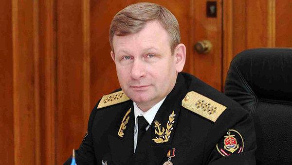 Главком ВМФ РФ: Черноморский флот должен стать океанским